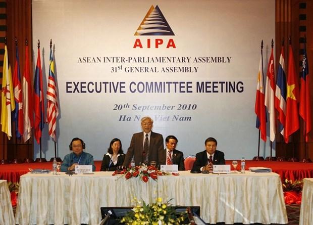 Nhung dau an cua AIPA trong viec lien ket cac nuoc ASEAN hinh anh 3