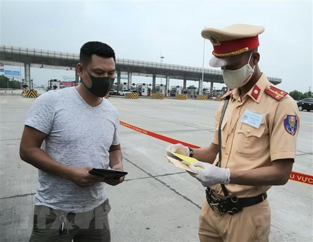 Ha Noi phat tren 30 ty dong vi pham trong hoat dong kinh doanh van tai hinh anh 1