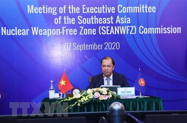 Hoi nghi quan chuc cao cap ASEAN chuan bi cho AMM 53 hinh anh 2