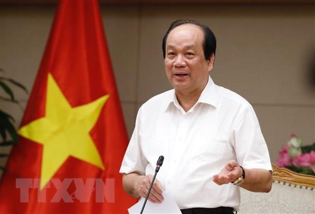 Nguoi phat ngon Chinh phu: Phai co giai phap chung song voi COVID-19 hinh anh 1