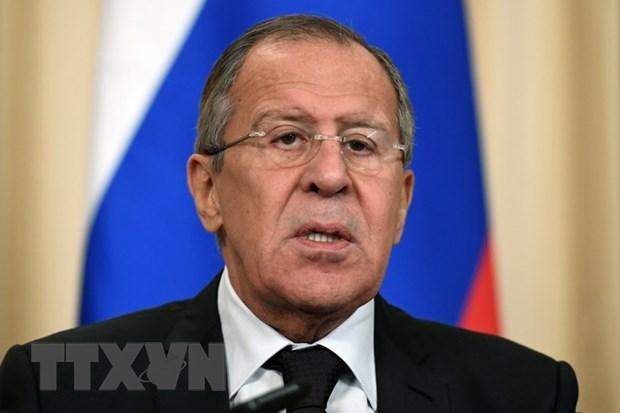 Ngoai truong Nga: SCO gop phan hinh thanh the gioi da cuc moi hinh anh 1