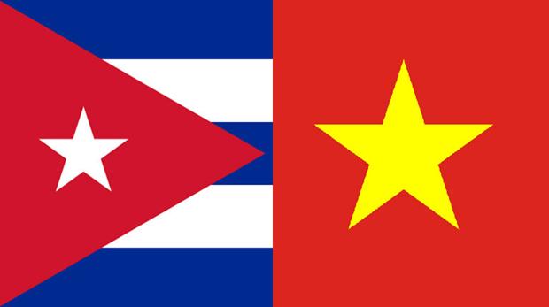 Thi ve tranh chao mung 60 nam quan he ngoai giao Viet Nam-Cuba hinh anh 1
