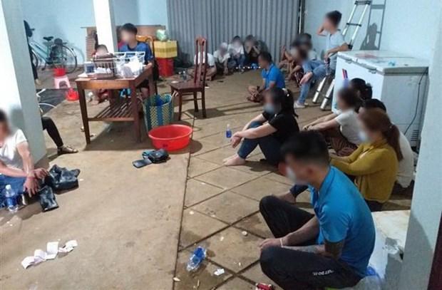 Dak Nong: Triet pha vu danh bac mang tinh chat tinh vi, quy mo lon hinh anh 1