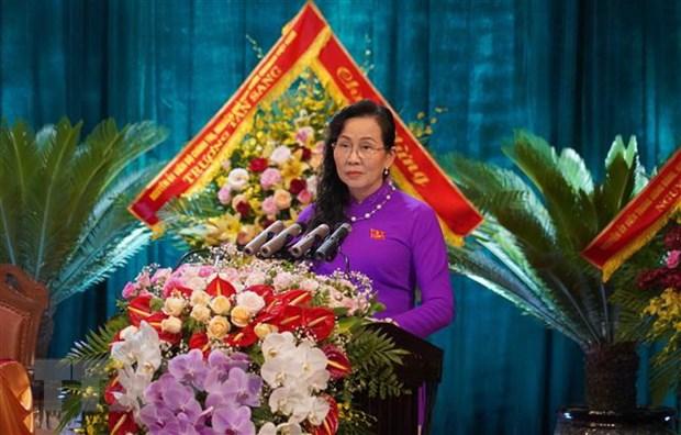 Be mac Dai hoi dai bieu Dang bo tinh Ha Nam nhiem ky 2020-2025 hinh anh 1