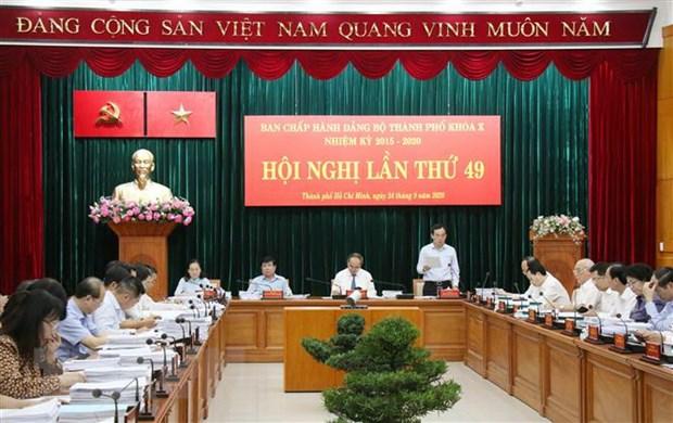 Xac dinh ro muc tieu phat trien Thanh pho Ho Chi Minh trong dai han hinh anh 1