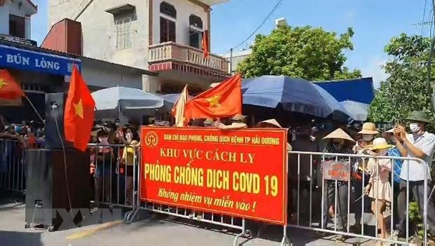 Chuyen gia: 'Viet Nam xu ly thanh cong lan song COVID-19 thu hai' hinh anh 2