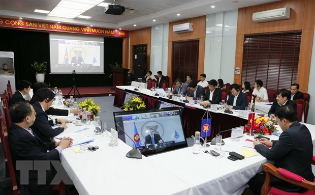Viet Nam tham gia tich cuc trong hop tac ASEAN ve dam bao an ninh mang hinh anh 2