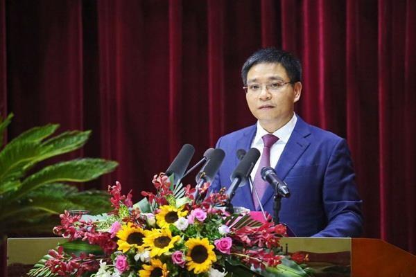Gioi thieu Chu tich UBND tinh Quang Ninh de bau lam Bi thu Dien Bien hinh anh 1