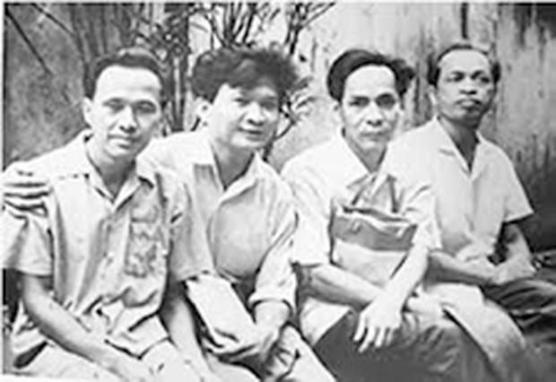 100 nam ngay sinh Che Lan Vien - nha tho lon cua thi ca Viet Nam hinh anh 2