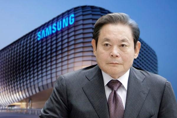 Chủ tịch Tập đoàn Samsung Lee Kun-hee qua đời ở tuổi 78 | Đời sống | Vietnam+ (VietnamPlus)