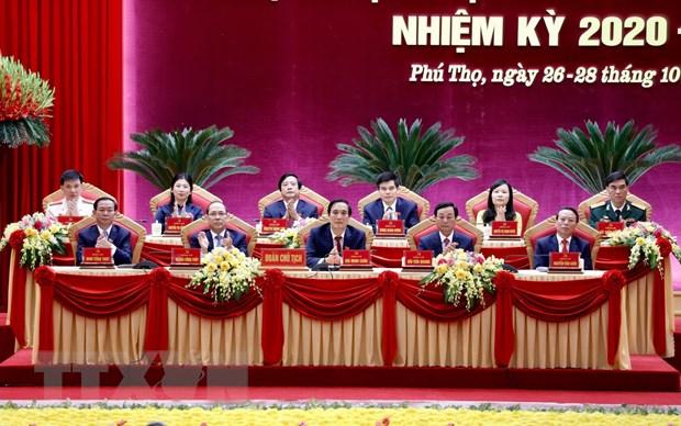 Thu tuong Nguyen Xuan Phuc: Dua Phu Tho tro thanh tinh tien tien hinh anh 3