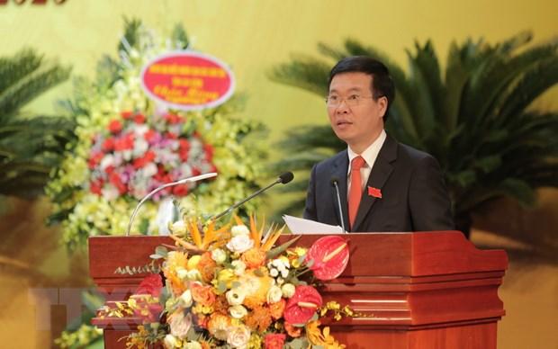 'Cao Bang can tap trung thu hut nguon luc cho dau tu phat trien' hinh anh 1