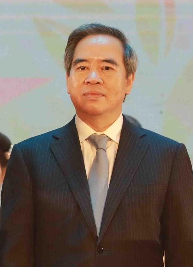 Uy ban Kiem tra TW de nghi thi hanh ky luat ong Nguyen Van Binh hinh anh 1