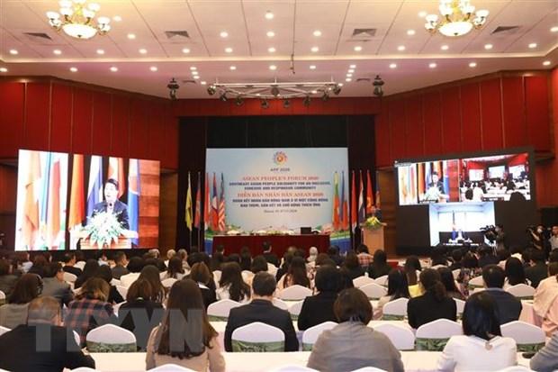 ASEAN 2020: Trao quyen cho phu nu tham gia vao nen kinh te hinh anh 1
