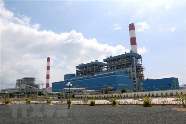 Nha may Nhiet dien Vinh Tan 2 dat moc san luong dien 40 ty kWh hinh anh 1