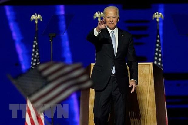 Nhieu nha lanh dao ky vong moi quan he voi My duoi thoi ong Joe Biden hinh anh 1
