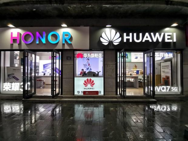 Huawei du dinh ban don vi kinh doanh dien thoai gia re Honor hinh anh 1