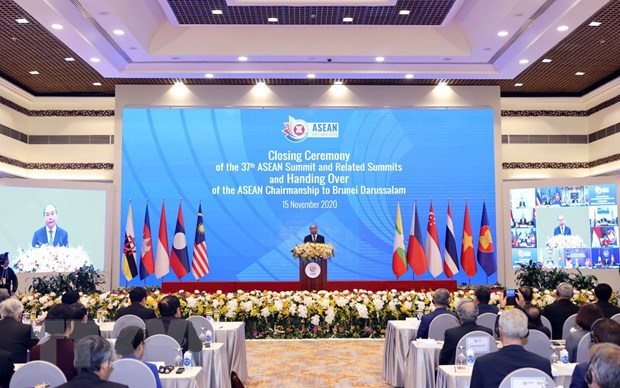 Nam Chu tich ASEAN voi nhieu dau an quan trong cua Viet Nam hinh anh 1