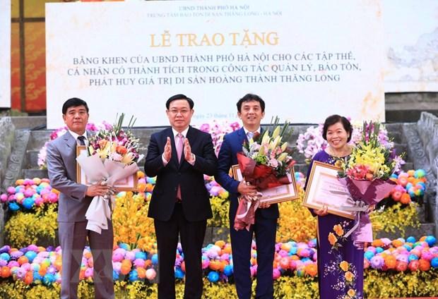 Ky niem 10 nam Hoang thanh Thang Long la Di san van hoa the gioi hinh anh 1