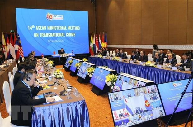 Thu tuong du Hoi nghi Bo truong ASEAN ve chong toi pham xuyen quoc gia hinh anh 4