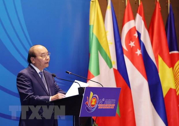 Thu tuong du Hoi nghi Bo truong ASEAN ve chong toi pham xuyen quoc gia hinh anh 1