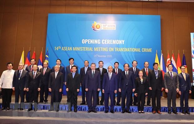 Thu tuong du Hoi nghi Bo truong ASEAN ve chong toi pham xuyen quoc gia hinh anh 3