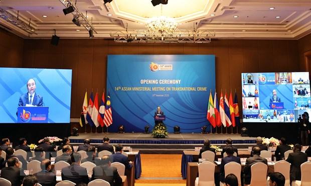 Thu tuong du Hoi nghi Bo truong ASEAN ve chong toi pham xuyen quoc gia hinh anh 2