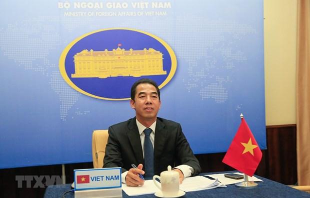Tham van chinh tri cap Thu truong Ngoai giao Viet Nam-Kazakhstan hinh anh 1