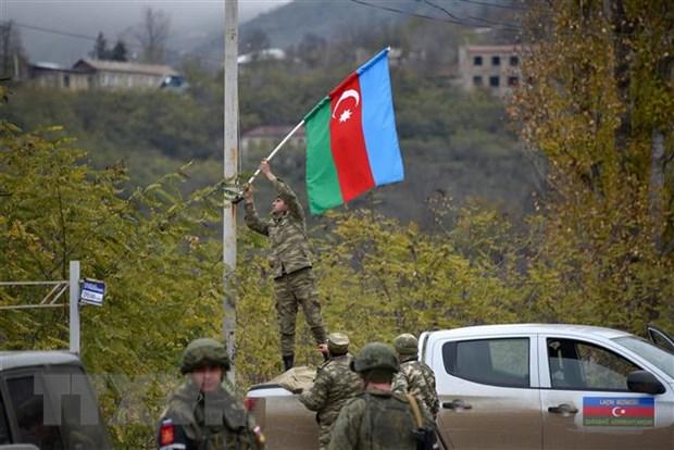 Azerbaijan tiep quan huyen cuoi cung do Armenia trao tra hinh anh 1