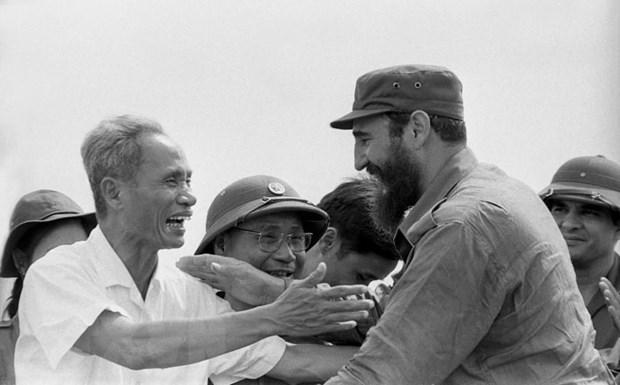 60 nam quan he Viet Nam-Cuba: Viet tiep nhung trang su ve vang hinh anh 2