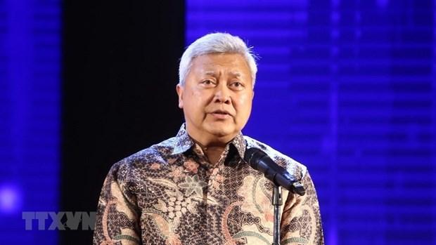 Trao Huan chuong Huu nghi tang Dai su Indonesia tai Viet Nam hinh anh 1