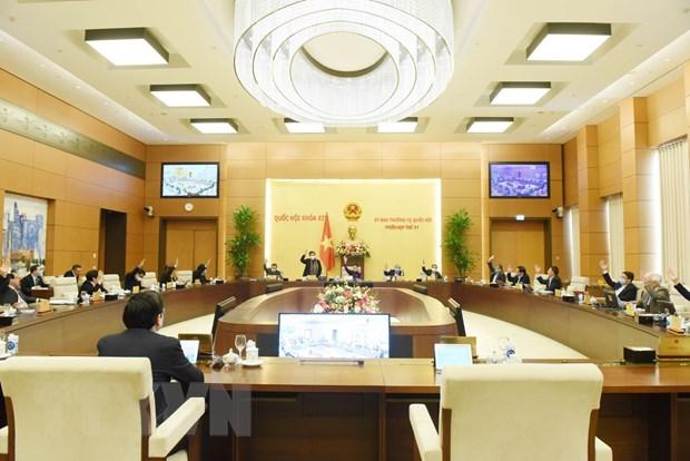 Ủy ban Thường vụ Quốc hội thông qua Nghị quyết lập TP. Thủ Đức