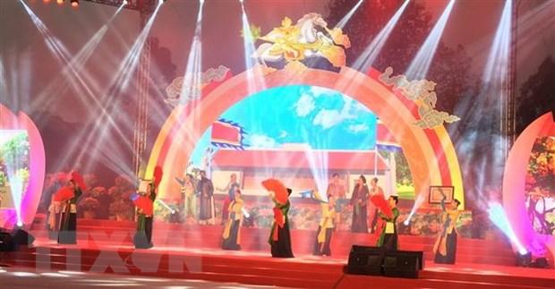 Ky niem 10 nam Hoi Giong duoc UNESCO ghi danh la di san nhan loai hinh anh 1