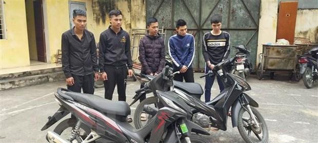 Thanh Hoa: Khoi to, truy bat giang ho com can Nguyen Dinh Bao hinh anh 1