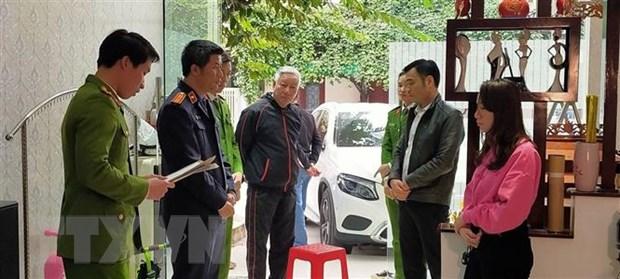 Thanh Hoa: Khoi to, truy bat giang ho com can Nguyen Dinh Bao hinh anh 2