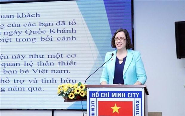 Thanh pho Ho Chi Minh: Hop mat ky niem Quoc khanh Australia hinh anh 2