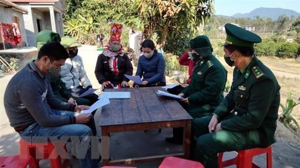 Quang Ninh: Lap camera tren tuyen bien gioi de phong dich COVID-19 hinh anh 1