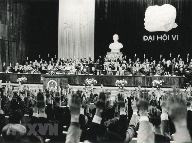 Dai hoi XIII: Dang Cong san Viet Nam dong hanh cung dan toc hinh anh 3