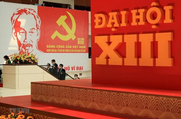 91 nam thanh lap Dang: Mo ra tuong lai tuoi sang cho dan toc Viet Nam hinh anh 2