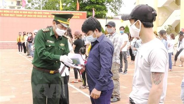 Quang Binh kiem soat chat vung bien, no luc ngan chan dich benh hinh anh 2