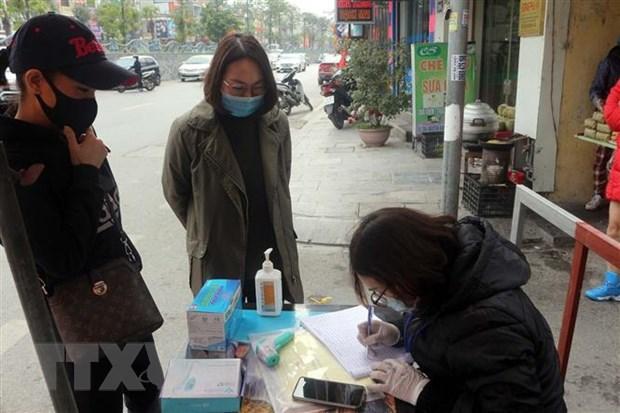 Dich COVID-19: Thanh pho Ha Long da lay hon 8.000 mau xet nghiem hinh anh 1