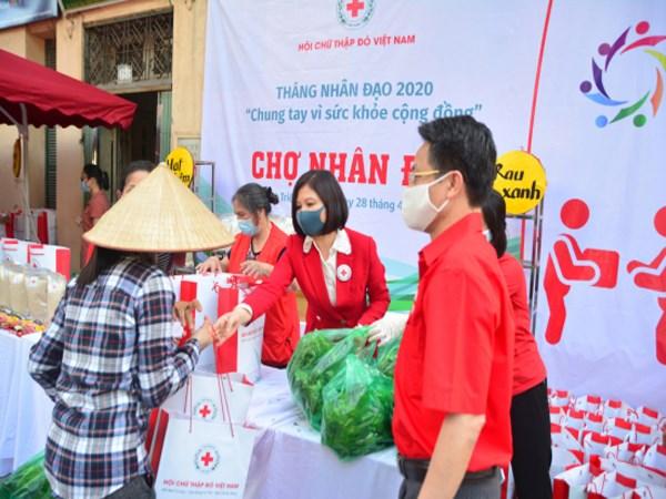'Cho nhan dao' nhan len tinh yeu thuong, su se chia trong cong dong hinh anh 2