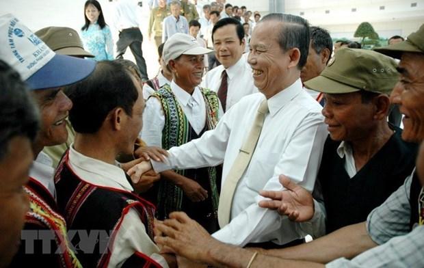 Le tang ong Truong Vinh Trong duoc to chuc theo nghi thuc cap Nha nuoc hinh anh 2