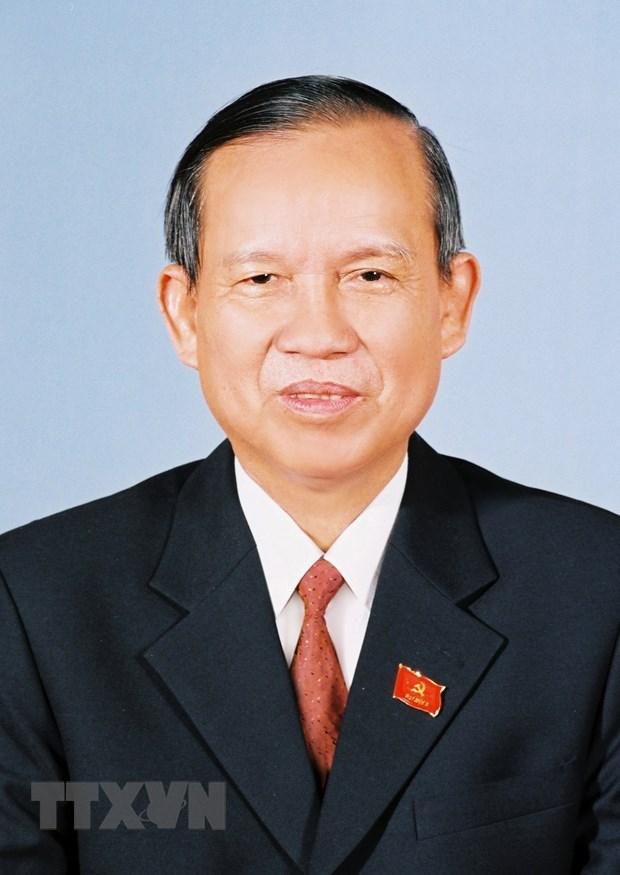 Le tang ong Truong Vinh Trong duoc to chuc theo nghi thuc cap Nha nuoc hinh anh 1