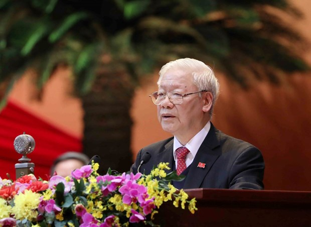 Tổng Bí thư, Chủ tịch nước Nguyễn Phú Trọng. (Nguồn: TTXVN)