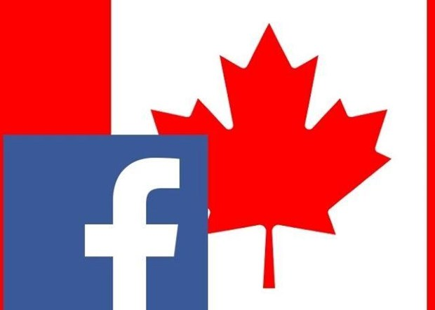 Facebook khang dinh san sang tra phi cho cac hang tin cua Canada hinh anh 1
