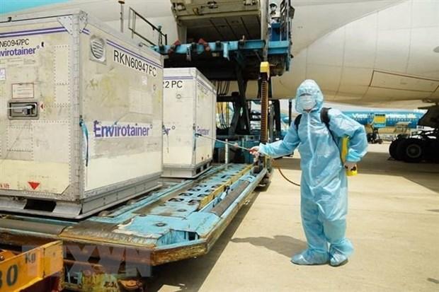 Nghị quyết của Chính phủ về mua và sử dụng vắcxin phòng COVID-19