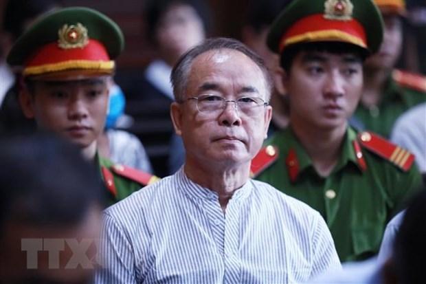 Nguyen Pho Chu tich UBND TP.HCM Nguyen Thanh Tai tiep tuc hau toa hinh anh 1