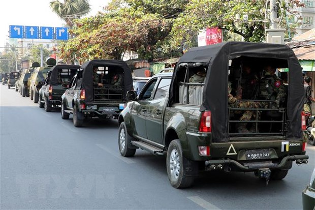 Quoc te keu goi cac ben tai Myanmar kiem che va doi thoai hinh anh 1