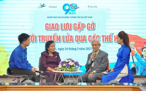 Tuoi tre Thong tan xa Viet Nam: Nhiet huyet, xung kich, sang tao hinh anh 1